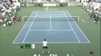 Roger Federer ascinating Points