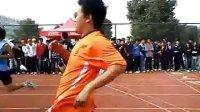 【andyran.com】铜陵学院运动会 男子100m决赛