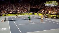 2011.Clash of the Champions Mixed Doubles