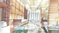 薛马生老师 室内手绘视频(二)-广州疯狂手绘培训视频教程