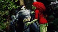 外国人做的蝙蝠侠被虐CG 12