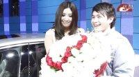 广州车展上演超感人求婚一幕