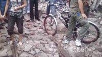 【拍客】山西长治城区医院发生锅炉爆炸死伤20余人