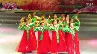 朝鲜族舞蹈 延边人民热爱毛主席 sy