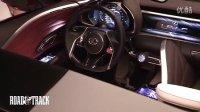 Designing the Lexus LF-LC Concept Car