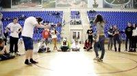 俄罗斯 2011 年底 鬼步舞 比赛 视频 Kindero vs Demi vs Iriko