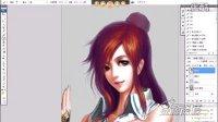 DOGAME第十七期【YY80123讲座】 -原画设计之路-美女秀发更靓丽