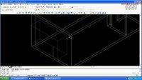 CAD第7节平面布置图转三维[基础入门知识]