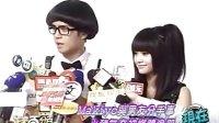 20091015娱乐百分百-罗志祥 杨丞琳 海派甜心拍摄宣传照