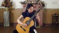 林若亚 - 巴赫 - 魯特琴組曲 BWV 995 嘉禾舞曲 (Gavottes)