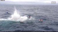 【藤缠楼】实拍爱尔兰渔船沉没惊人一幕