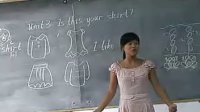 招教考试招聘教师面试说课及试讲视频 小学英语试讲
