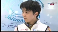 羽生结弦 Yuzuru HANYU World Championships 2014 LP