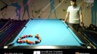 杰维斯 花式台球 创意台球 中国顶级花式台球 Jervis杰