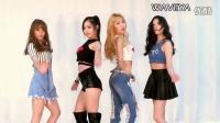 【藤缠楼】韩国女团Waveya T-ara SUGAR FREE cover dance