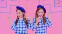 【瘦瘦】女团Crayon Pop 双胞胎舞蹈MV - OK
