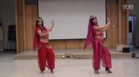 [舞媚娘] 肚皮舞【印度新娘】简单好学 广场舞 年会舞蹈 印度舞(自频道里有口令分解及背面示范)