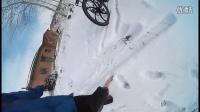 日常#02 光脚踩踩雪地
