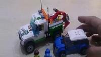 【逗逼测评】Lego城市city系列60081 第4期