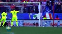 梅西领衔西甲2014_2015赛季官方十佳球 J罗内马尔入选