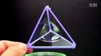 17. 孩子们的科学实验室-三角形的泡泡 原创亲子 边玩边学 粉红猪小妹FunToyz 玩具妈妈动手益智 过家家玩具