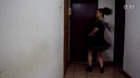 广州美丽依旧舞蹈课堂动感现代舞之一正面演示
