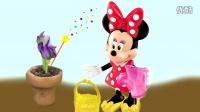 米妮的花园 迪斯尼 米妮鼠 魔法花园 Minnie Mouse #2HM