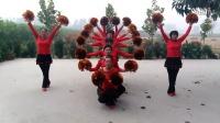 嘉祥楼张广场舞跳到北京变队形