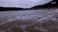 金沙滩上的高潮