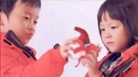 【秋小爱、Yuto】New Balance Kids童装拍摄花絮2