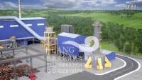 巨浪视觉-厂房动画-生产线动画-钢材生产线-汽车生产线动画-工业动画
