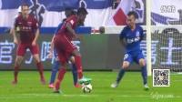 【FailGoal出品】Asamoah Gyan All 5 Goals for Shanghai SIPG 2015