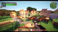 【逍遥小枫】我的世界Minecraft-新枪械末世粉丝服互动直播 - 圣诞狂欢夜~!
