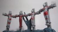 【龙哥制作】超怪兽戏画名鉴系列 奥特兄弟激斗史1《死刑!奥特五兄弟》