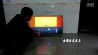 【小朋友家具店】春节时买的风行电视开箱视频