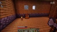 我的世界*Minecraft*筱峰的建筑向作死生存&第六期&:建造小屋