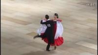 杨超2016 UK職業摩登舞快步決賽