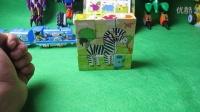 4 积木视频 积木玩具 托马斯玩具 托马斯小火车游戏 拼装玩具 拼图游戏   斗龙战士