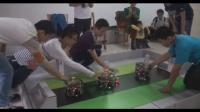 """2016-04-10揭阳市第十一届中小学机器人竞赛——""""实体项目"""""""