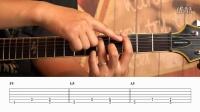 重金属节奏电吉他教学No.1《强力和弦》