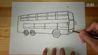 汽车的联想大客车人美版跟李老师学画画.mp4