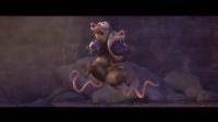 樹懶逃命不忘泡妞《冰川時代5:星際碰撞》最新宣傳片