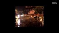 临朐县城大雨记