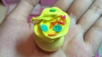 【小葩手绘】自制彩虹巧克力糕点,超轻粘土、水晶粘土、微缩食玩、自制粘土玩具、巧克力蛋糕