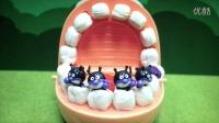 【happy face】【children】面包超人 面包爷爷看牙科