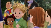 【英文】Sofia the First小公主苏菲亚S2E07 King for a Day