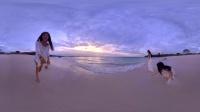 360 VR 全景 虚拟现实 《闺蜜女行团》EP.3-出发!向着朝思暮想的粉红沙滩-VS ME(HONGKONG)呈献