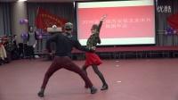 张玉龙金琳双人水兵舞