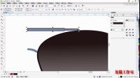 CorelDRAW眼镜设计视频教程 第1课:绘图思路和描摹