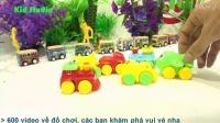 飞燕传媒 玩具车视频 飞机火车玩具总动员 儿童玩具视频 少儿卡通511